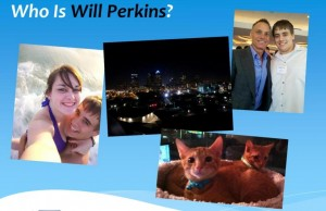 Will Perkins, Internet marketer